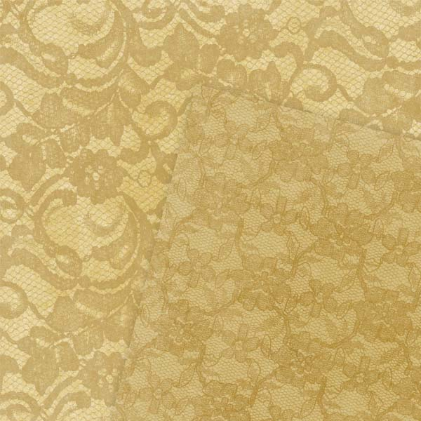 Gold Lace Digital Scrapbook Paper Lace Digital Paper Instant