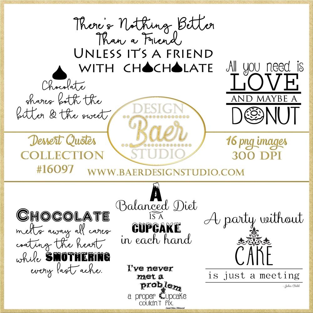 dessert quotes scrapbooking quotes donut quotes instant